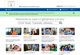 learning express library screenshot