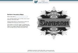 sanborn insurance maps screenshot