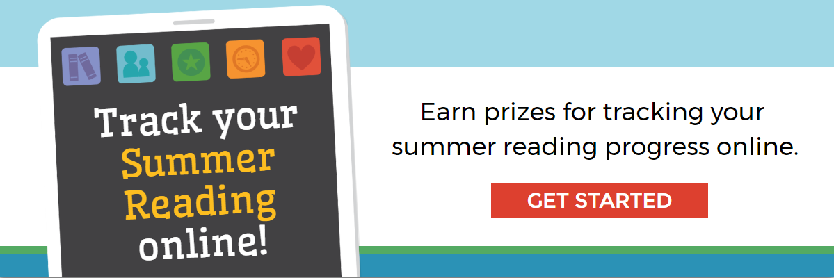 Track your summer reading online click here to get started.